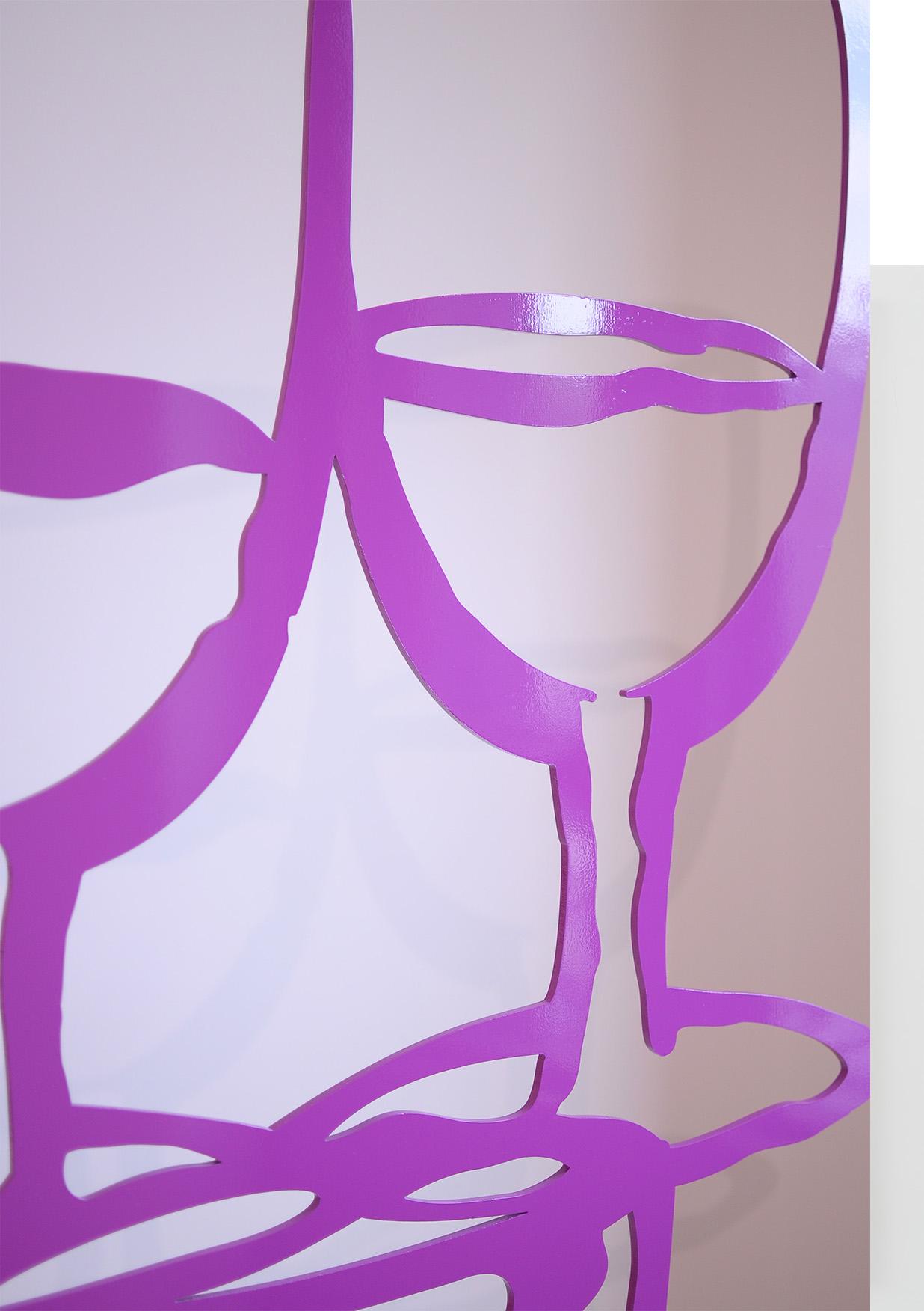 Razvan boar purple